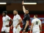 England coach Eddie Jones responds to controversial refereeing decisions after Wales loss